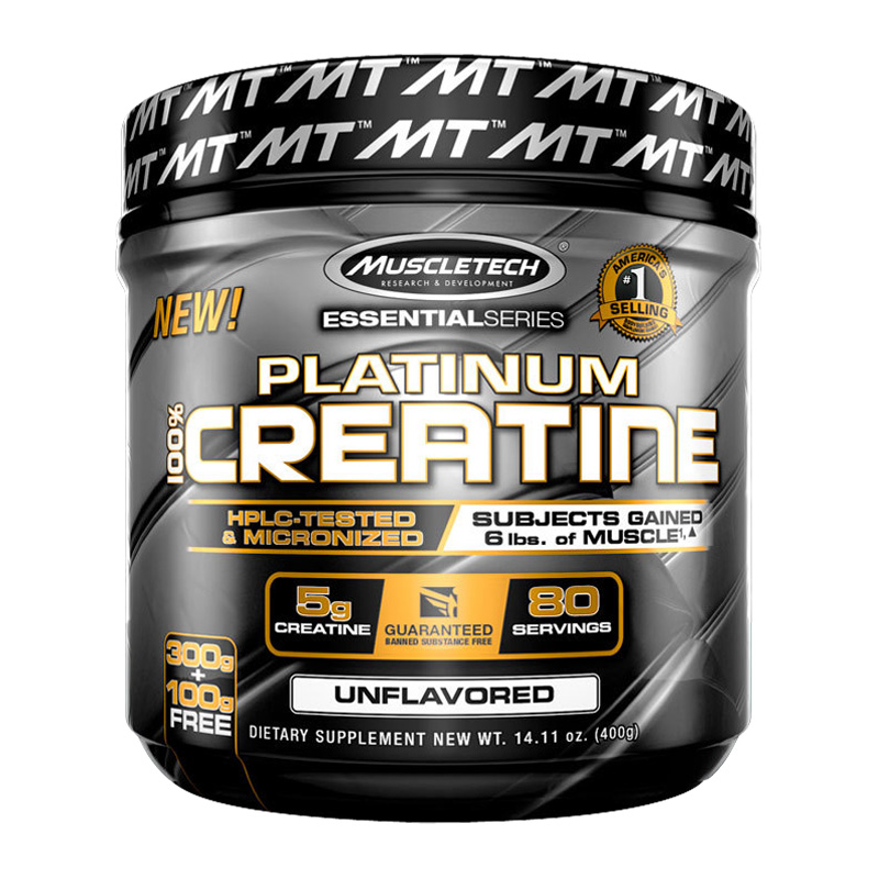 PLATINUM CREATINE 80 SERVS