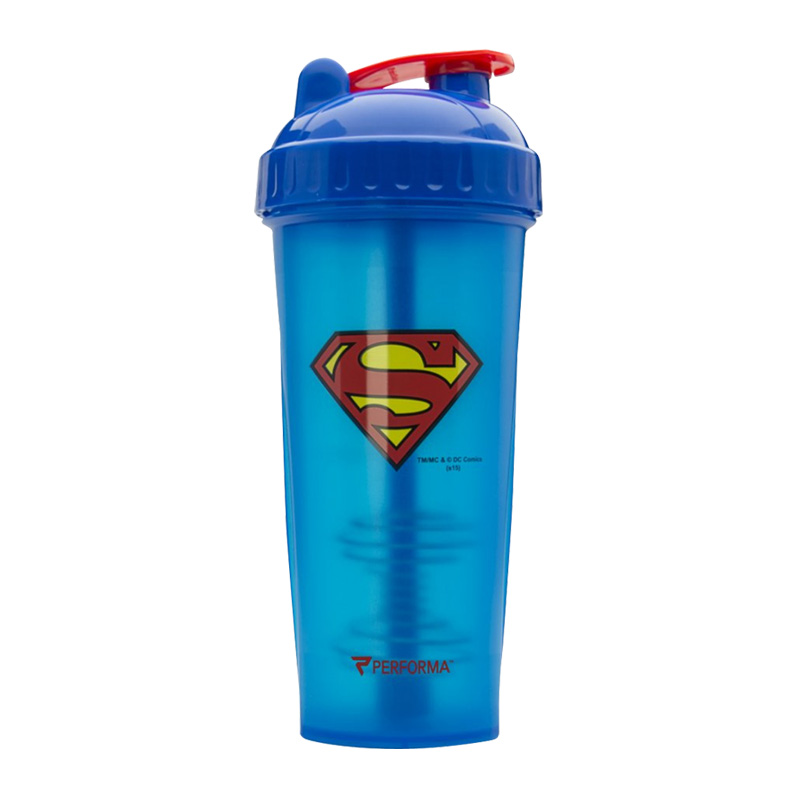 DC HEROES SERIES SUPERMAN SHAKER CUP 28 OZ
