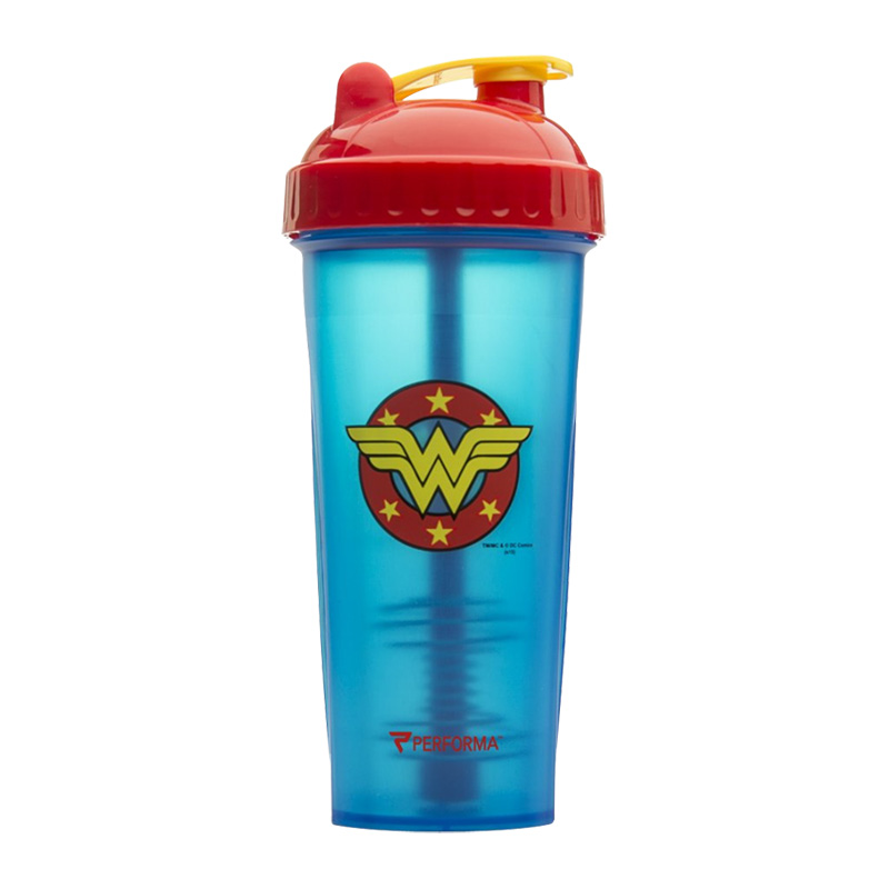 DC HEROES SERIES WONDER WOMAN SHAKER CUP 28 OZ