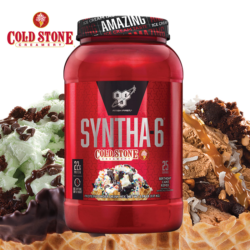 SYNTHA-6 COLD STONE FLAVOR 2.5LBS