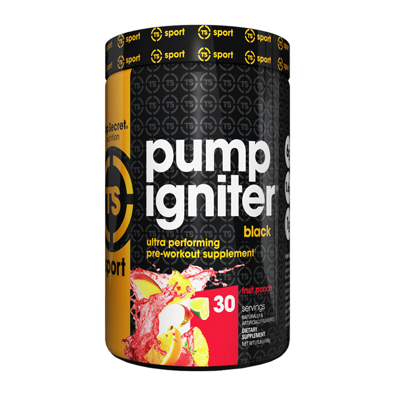PUMP IGNITER BLACK 30 SERVS