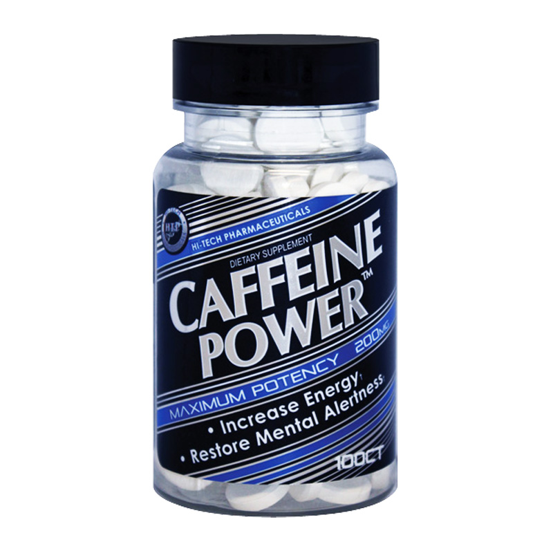 CAFFEINE POWER 100 TABS