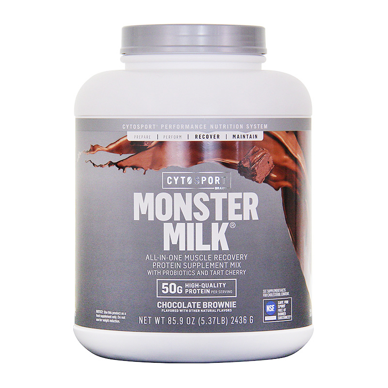 MONSTER MILK 5.37 LBS