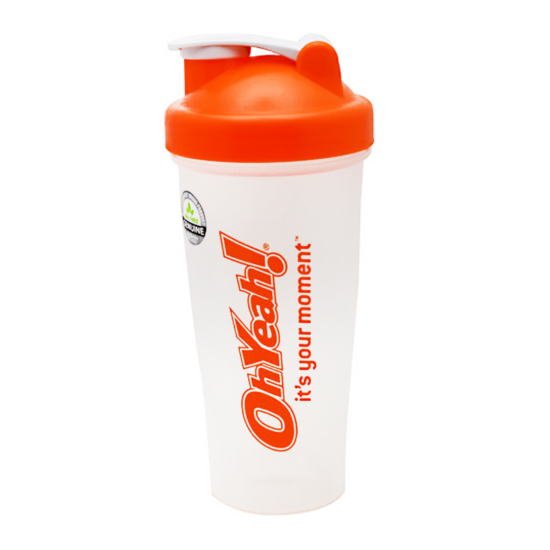 OH YEAH BLENDER BOTTLE SHAKER 20 OZ