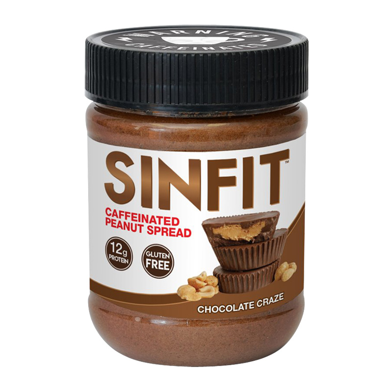 CAFFEINEATED SINFIT SPREAD 10 SERVS