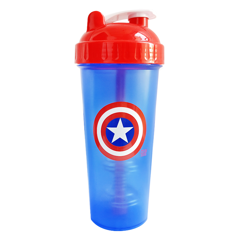 CAPTAIN AMERICA SHAKER CUP 28 OZ