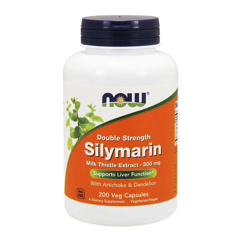 SILYMARIN MILK THISTLE 300mg 200 VCAPS