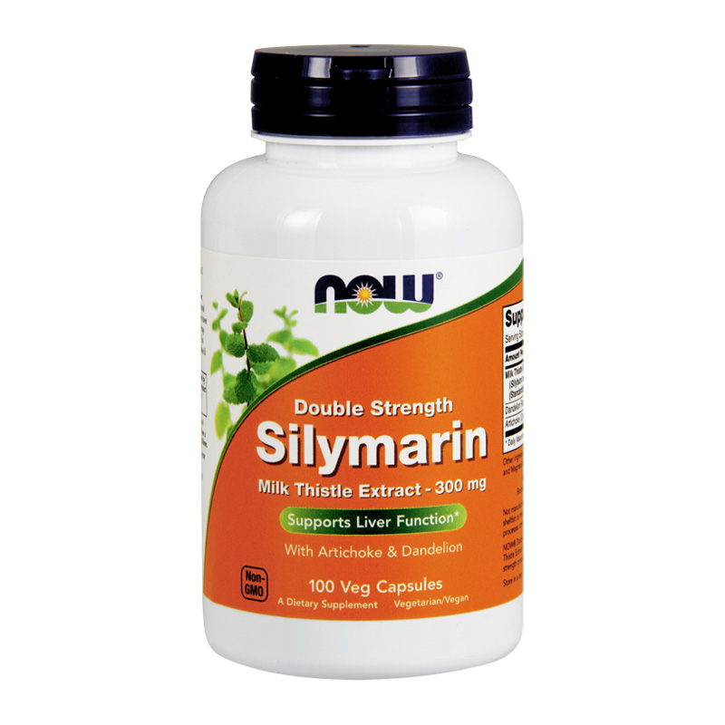 SILYMARIN MILK THISTLE 300mg 100 VCAPS