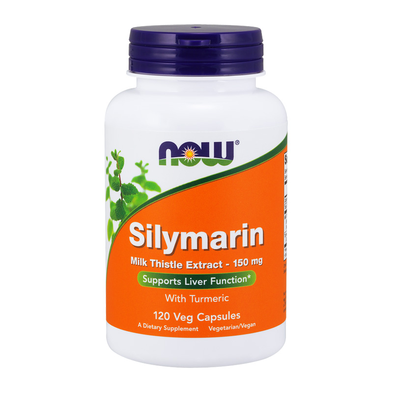 SILYMARIN MILK THISTLE 150mg 120 VCAPS