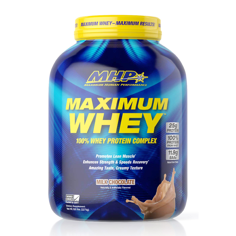 MAXIMUM WHEY 5 LBS