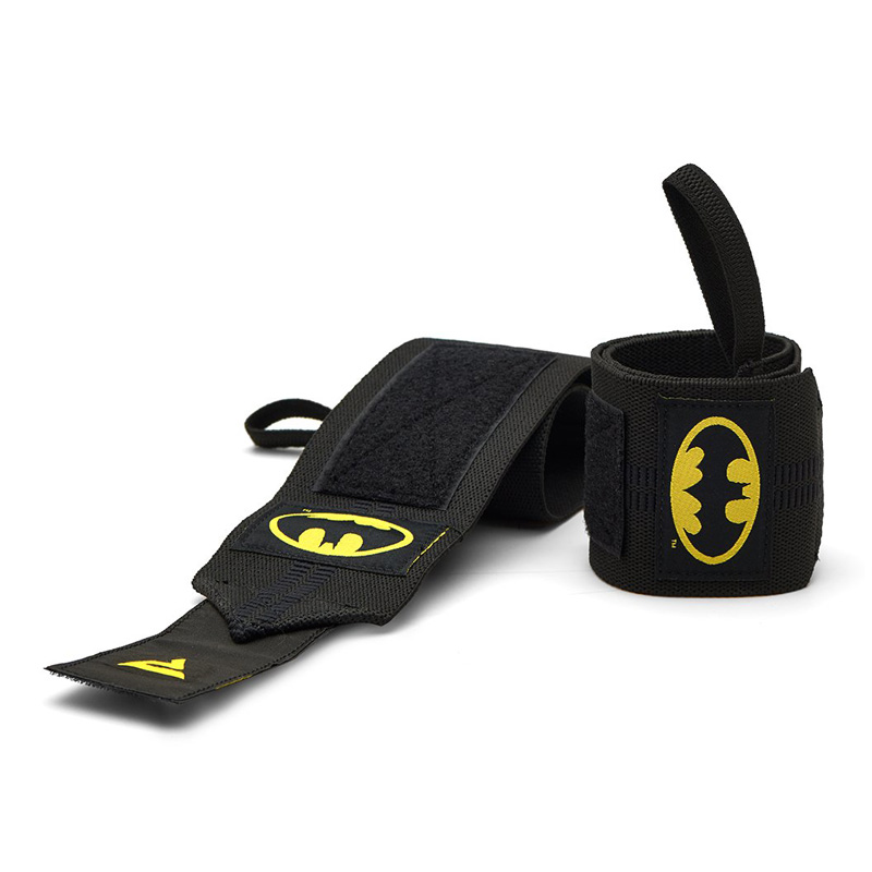 BATMAN WRIST SUPPORT WRAPS
