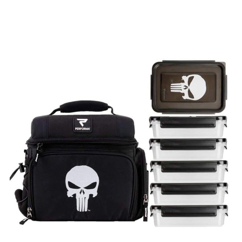 ALL IN ONE 6 MEAL PREP PUNISHER  BAG