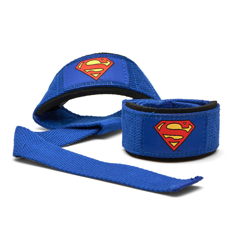 SUPERMAN WEIGHT LIFTING STRAPS