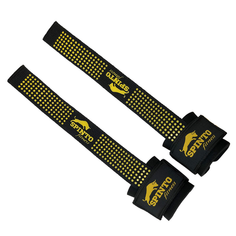HEAVY DUTY LIFTING PADDED STRAPS (SPINTO-26)