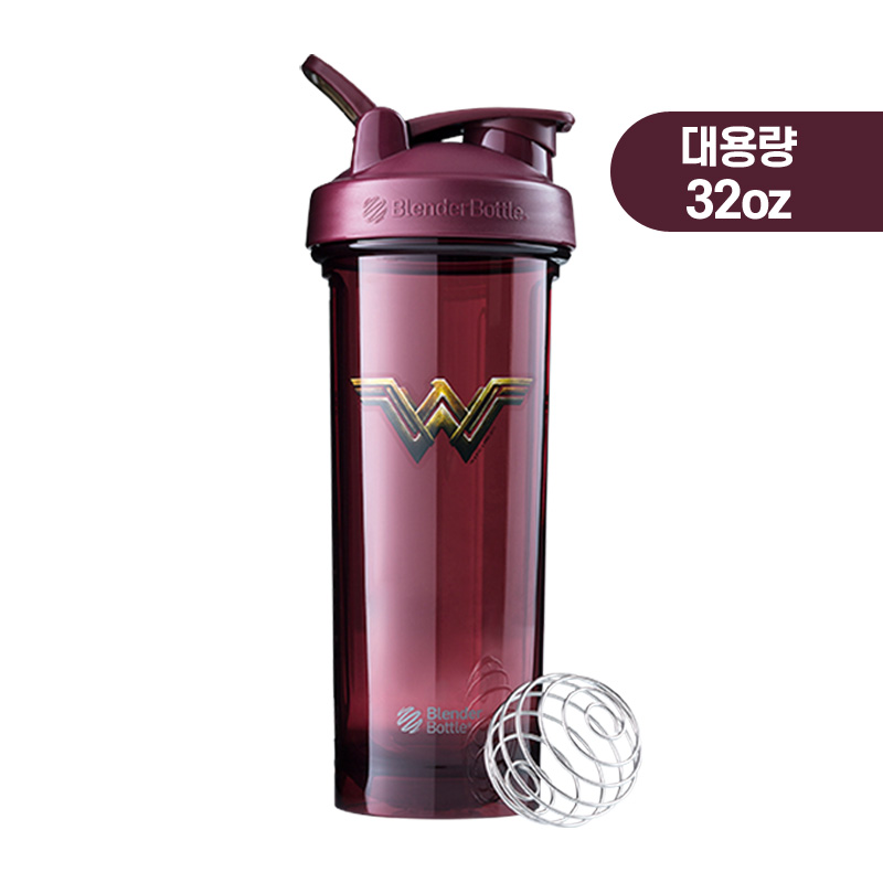 DC COMICS PRO WONDER WOMAN SHAKER 32 0Z