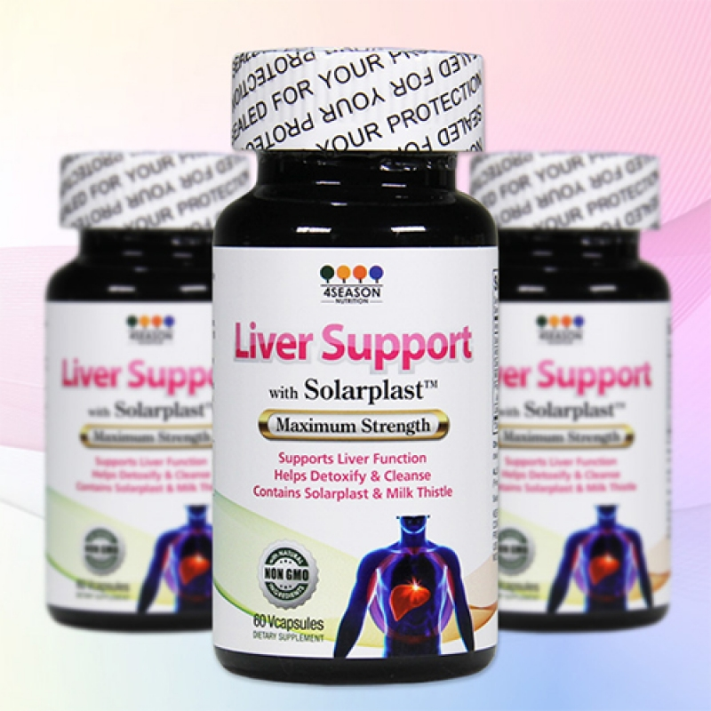 LIVER SUPPORT 60 VCAPS