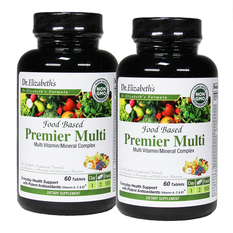 PREMIER MULTI 60 TABS (DOUBLE PACK)
