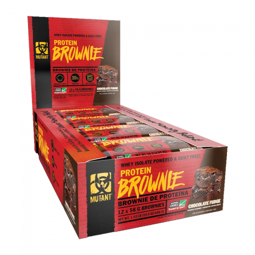 PROTEIN BROWNIE 12 EA