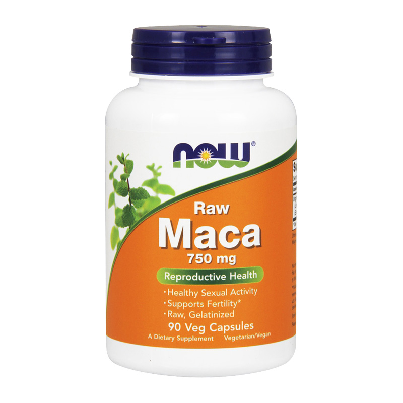 MACA RAW 750mg 90 VCAPS