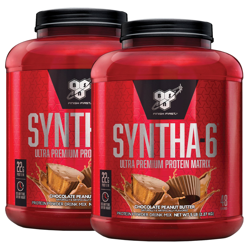 SYNTHA-6 5 LBS (DOUBLE PACK)