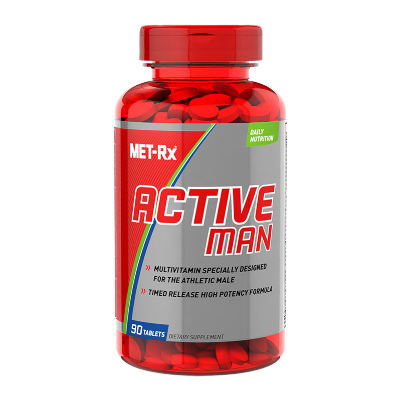 ACTIVE MAN 90 TABS