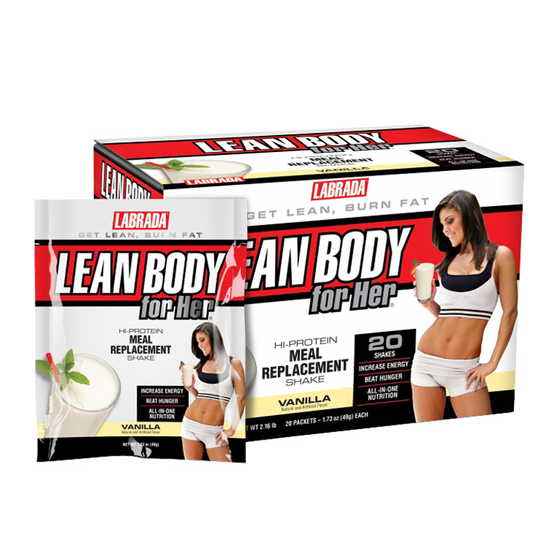 LEAN BODY FOR HER 20 PACK