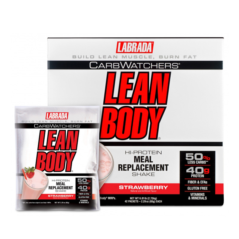 LEAN BODY CARB WATCHERS 42 PACK