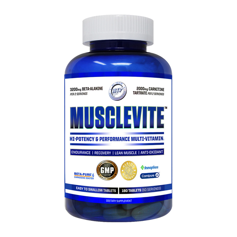 MUSCLEVITE 180 TABS