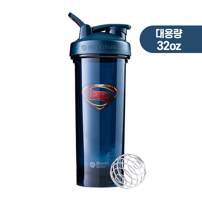 DC COMICS PRO SUPERMAN SHAKER CUP 32 OZ
