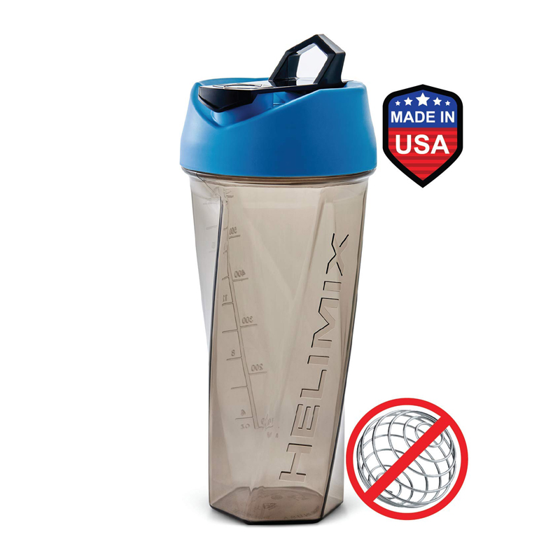 HELIMIX BLENDER SHAKER [BLUE] 28OZ
