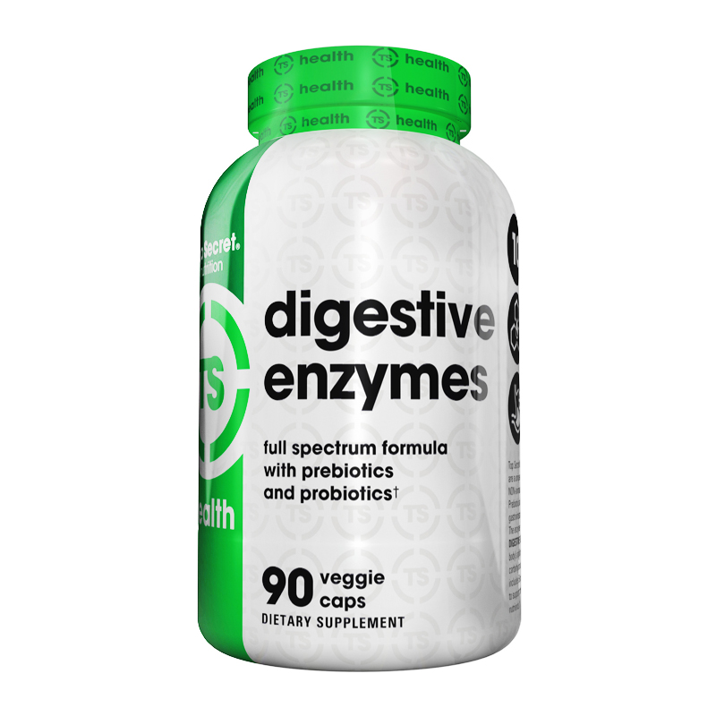 DIGESTIVE ENZYMES 90 VCAPS