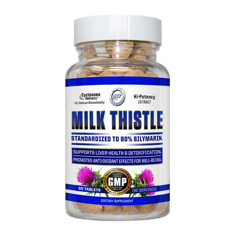 MILK THISTLE 90 TABS